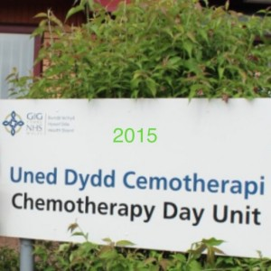 2015 Glangwili Chemotherapy Day Unit