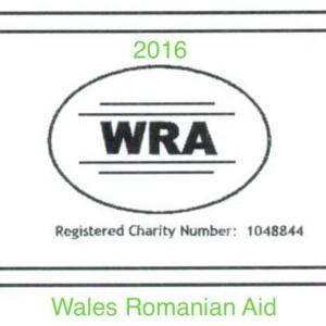 2016 Wales Romanian Aid